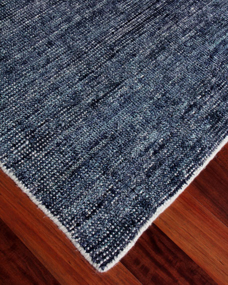 Jaspin Hand-Woven Area Rug, 8' x 10'