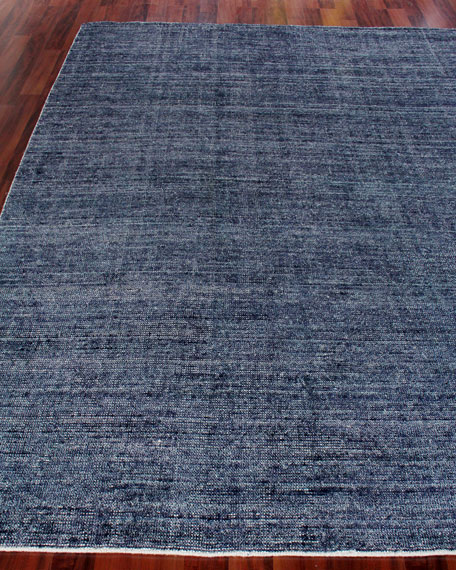 Jaspin Hand-Woven Area Rug, 6' x 9'