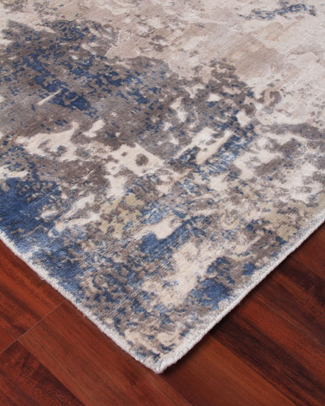 Guplawn Hand-Loomed Rug, 6' x 9'