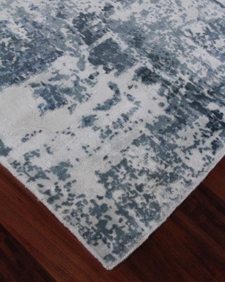 Keymen Hand-Loomed Rug, 6' x 9'