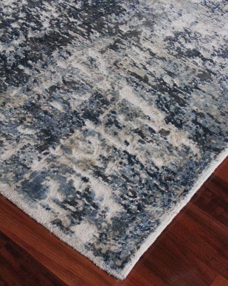 Rupling Hand-Loomed Rug, 6' x 9'