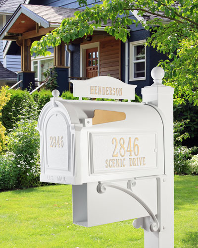 Ultimate Mailbox Package