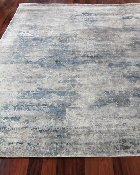 Yinlo Hand-Knotted Rug, 9' x 12'