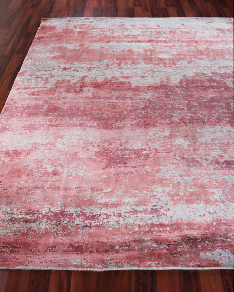 Exquisite Rugs Timlin Hand-Knotted Rug, 12' x 15'
