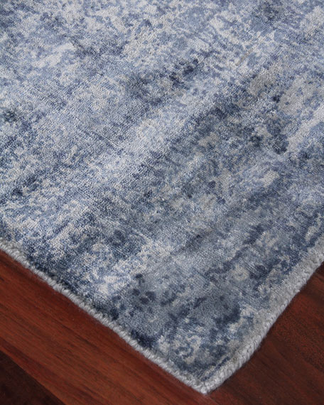 Somlin Hand-Knotted Area Rug, 9' x 12'