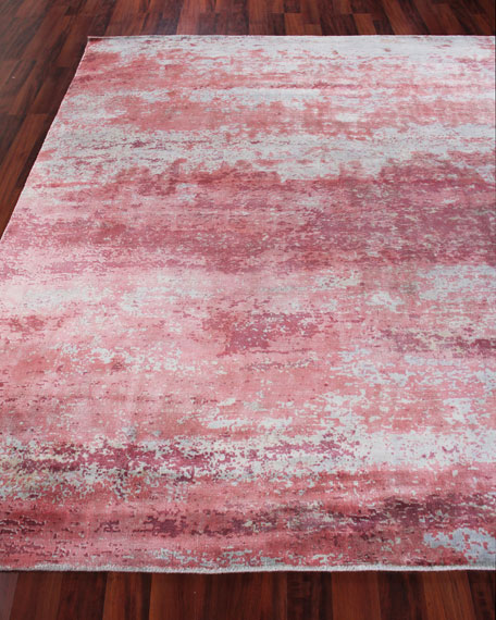 Timlin Hand-Knotted Rug, 9' x 12'