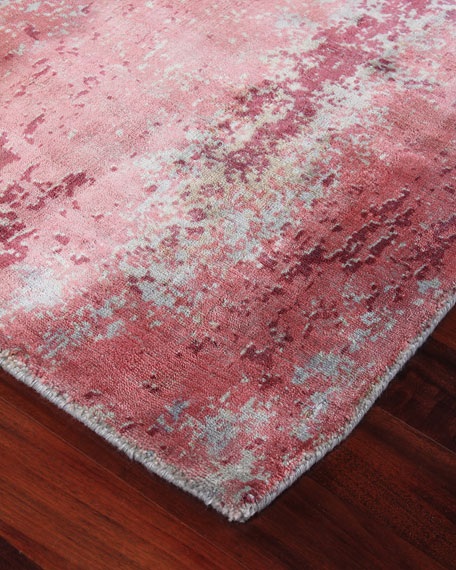 Timlin Hand-Knotted Rug, 6' x 9'
