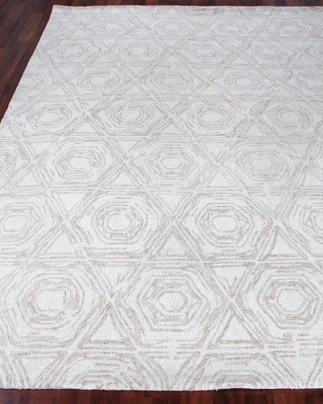 Virginia Hand-Tufted Rug, 8' x 10'