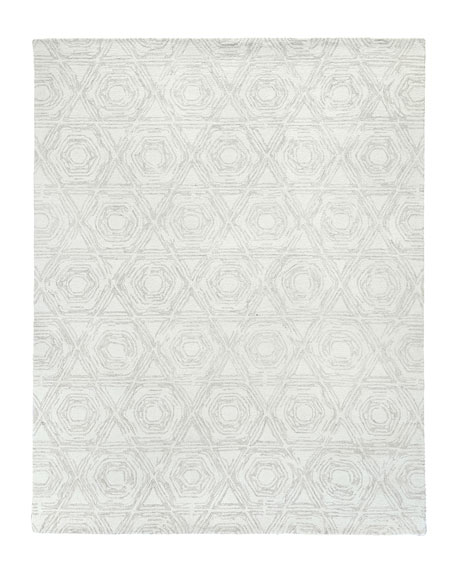 Virginia Hand-Tufted Rug, 10' x 14'