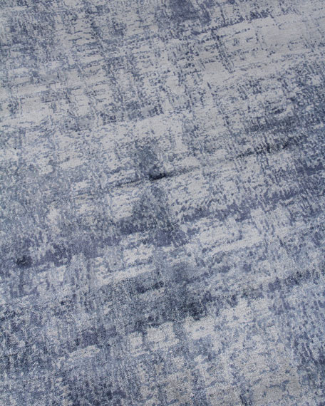 Somlin Hand-Knotted Area Rug, 8' x 10'