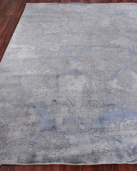 Ochlier Hand-Loomed Area Rug, 9' x 12'