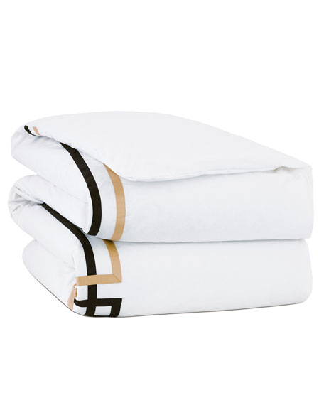 Sloane Oversized Queen Duvet Cover
