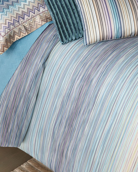 Missoni Home Jill King Duvet Cover