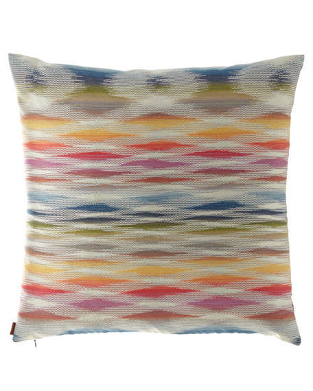 Stoccarda Multicolored Pillow
