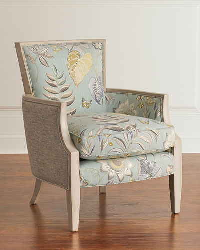 Farrow Exposed Wood Chair