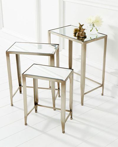 Mallory Nesting Tables, Set of 3