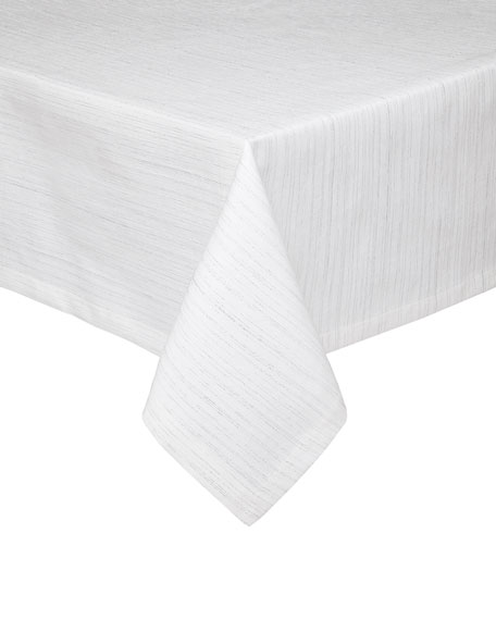 "Vail Tablecloth, 70""Dia."