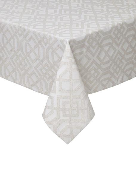 "Bristol Tablecloth, 66"" x 90"""