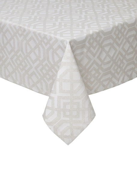 "Bristol Tablecloth, 66"" x 128"""