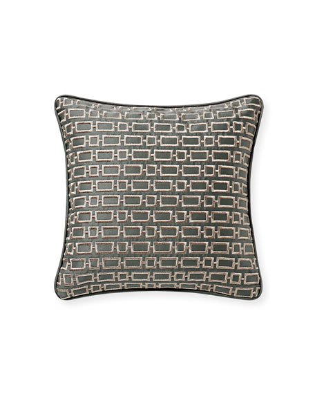 Dimitrios Square Decorative Pillow
