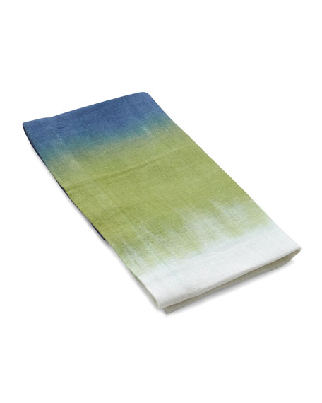 Michael Aram Dip Dye Dinner Napkins, Set of