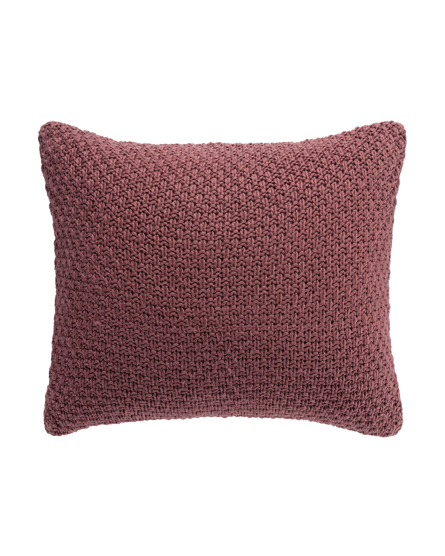 Highline Habit Knit Decorative Pillow