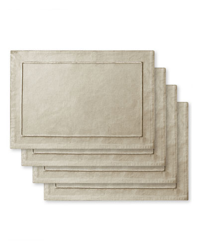 Forester Placemats, Set of 4