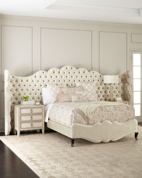 Haute House Adelie California King Bed