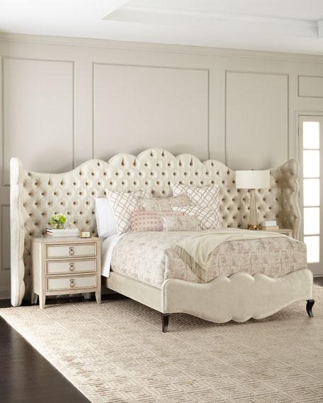 Haute House Adelie California King Bed