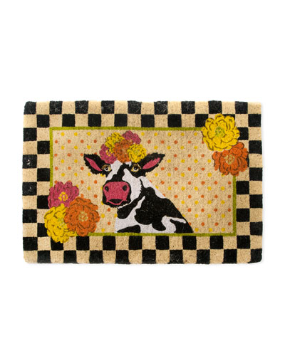 Frida Cowlo Entrance Mat