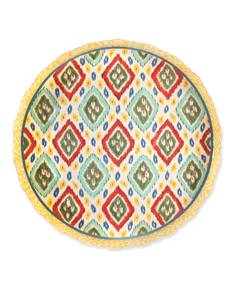 MacKenzie-Childs Boheme Small Tray