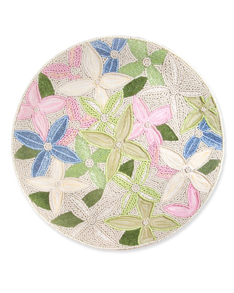 Pastille Posy Placemat