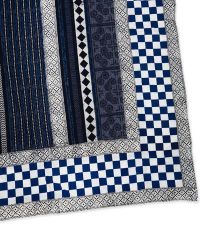 Santorini Tablecloth  58 x 90
