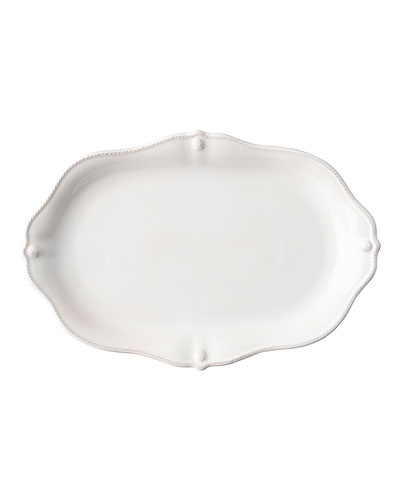Berry and Thread Whitewash Platter