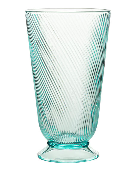 Juliska Arabella Acrylic Large Tumbler, Sea Foam