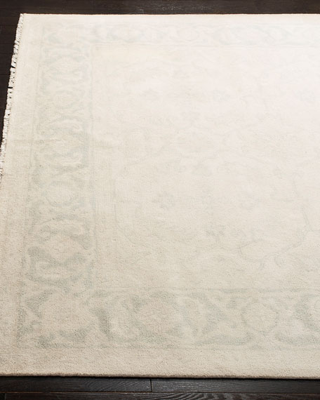 Montaigne Hand-Knotted Rug, 10' x 14'