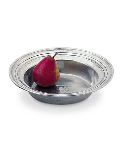 Medium Round Incised Bowl