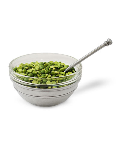 Condiment Uno Bowl with Spoon