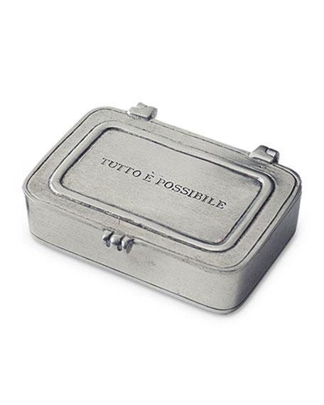 Small Tutto E Possibile Box