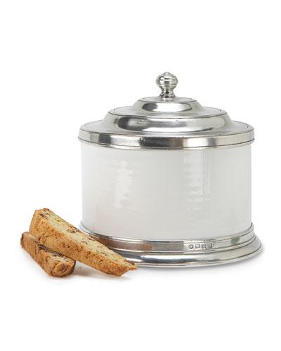Convivio Cookie Jar