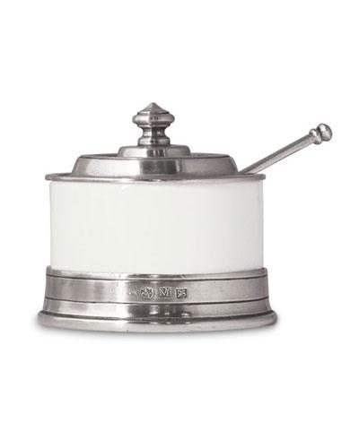 Convivio Jam Pot with Spoon