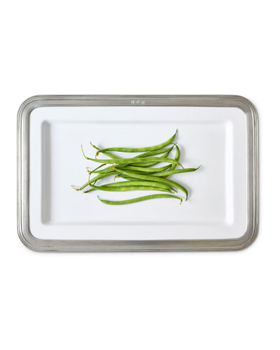 Medium Gianna Rectangular Platter