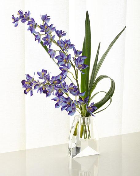 Crystal Dendrobiums Arrangement