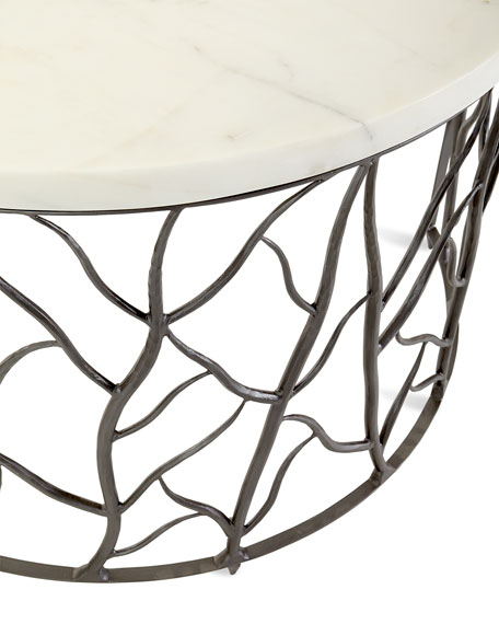 Root Demi Console Table