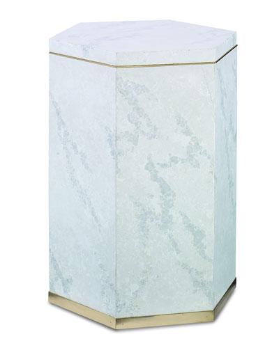 Porta Stone Accent Table