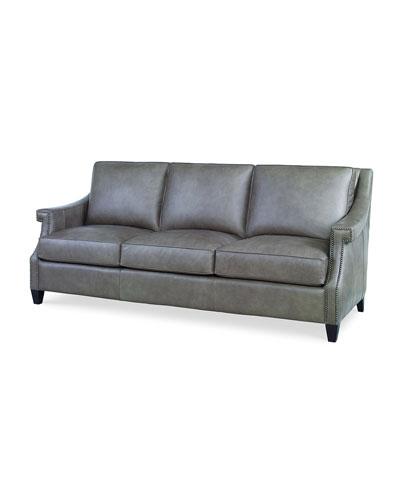 Ashten Leather Sofa  82