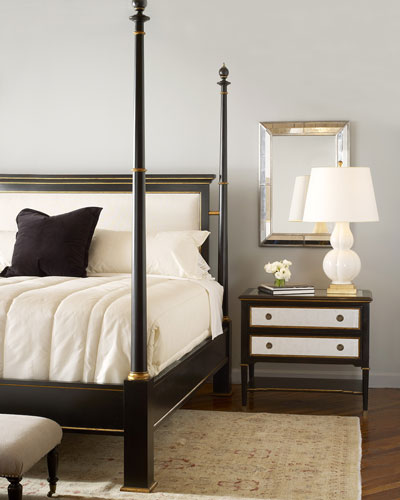 Barrington King Poster Bed