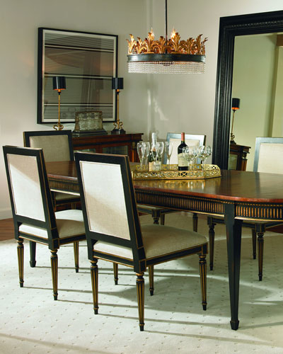 Barrington Oval Dining Table