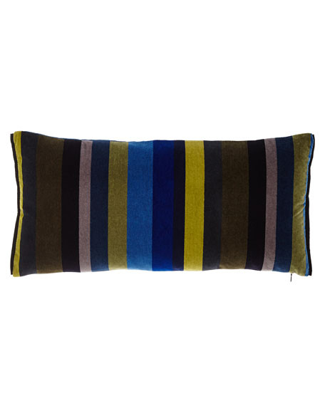 Designers Guild Lambusa Cobalt Pillow