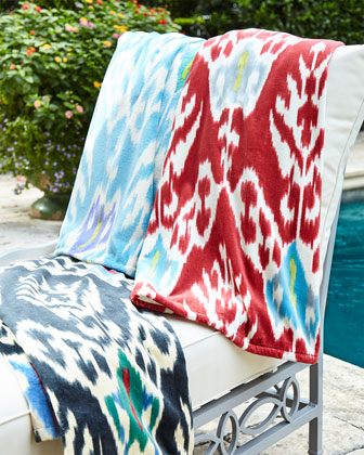 Umida Ikat Resort Towel